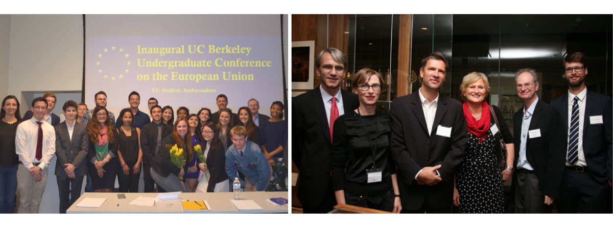 Inaugural EU Center conference and GHI Launch