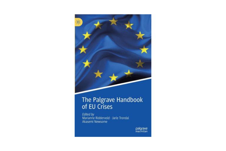 EU Crises Book Cover