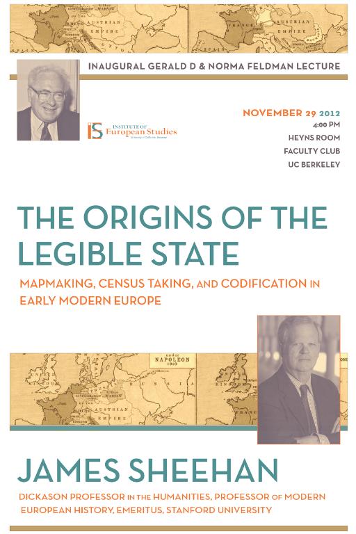 Poster of 2012 Feldman Lecture