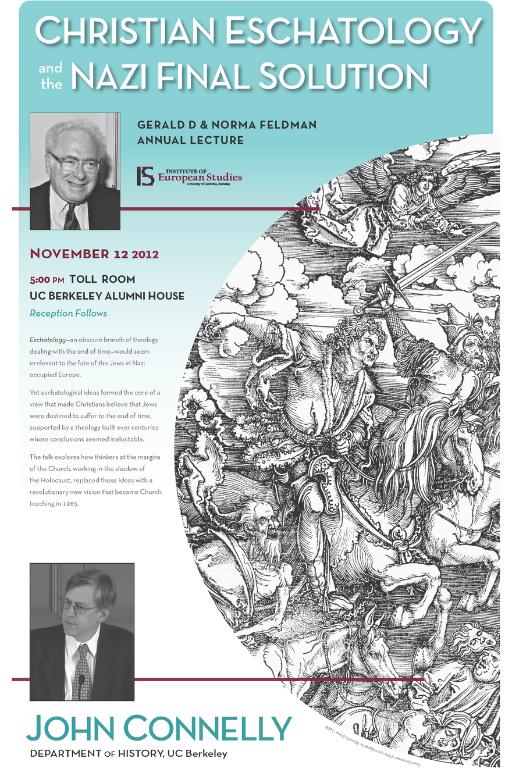 Poster of 2013 Feldman Lecture