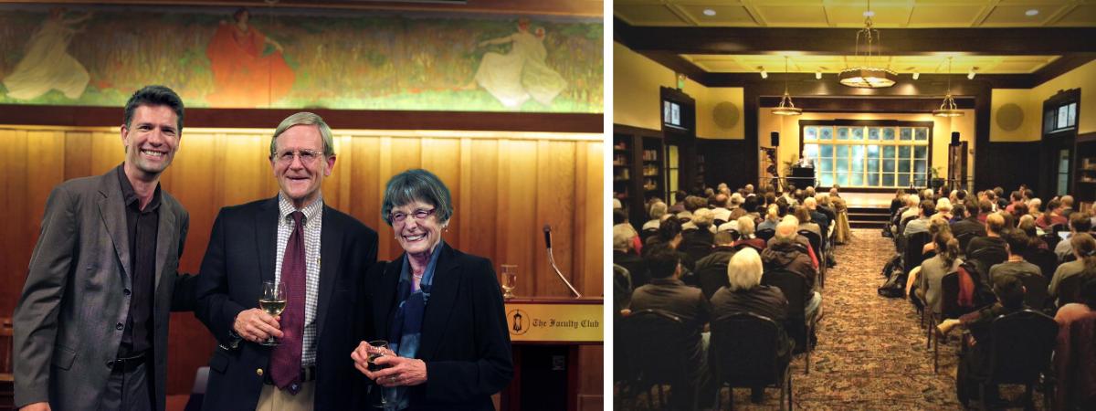 Feldman Lecture speakers