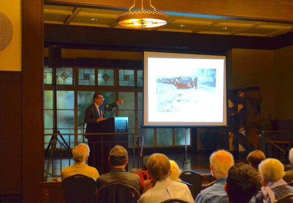 Jonathan Zatlin Feldman Lecture